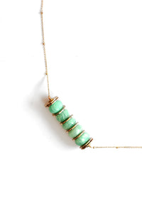 Summer Sultry Stone - Amazonite