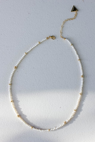Mini Freshwater Pearls Necklace