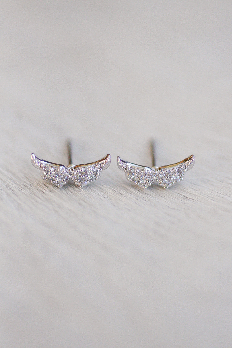 Angel Wing Studs