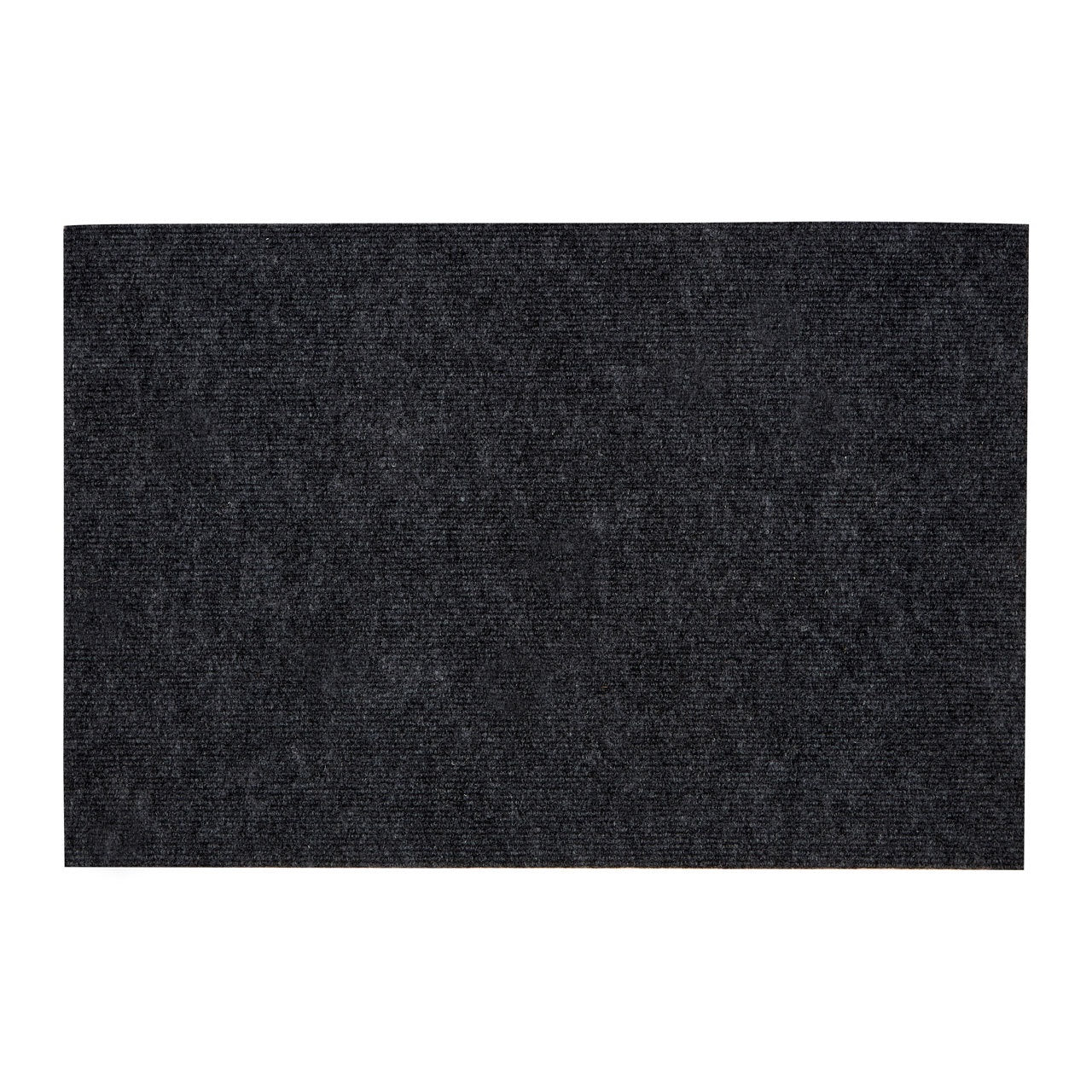 PREMIER DARK GREY DOORMAT 60CM X 40CM - 1901743