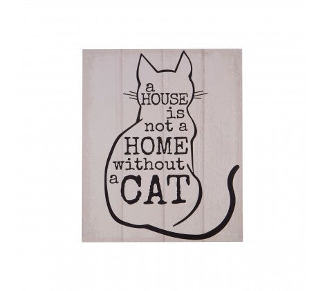 Premier Cat Wall Plaque - 2800816