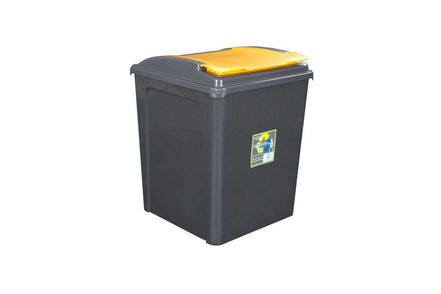 Wham Recycling 50L Bin & Lid - Homely Nigeria - 4