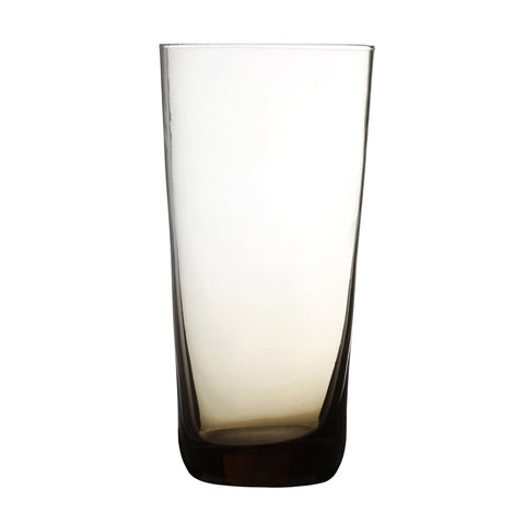 PREMIER 460ML SMOKED GLASS TUMBLER- 1404061