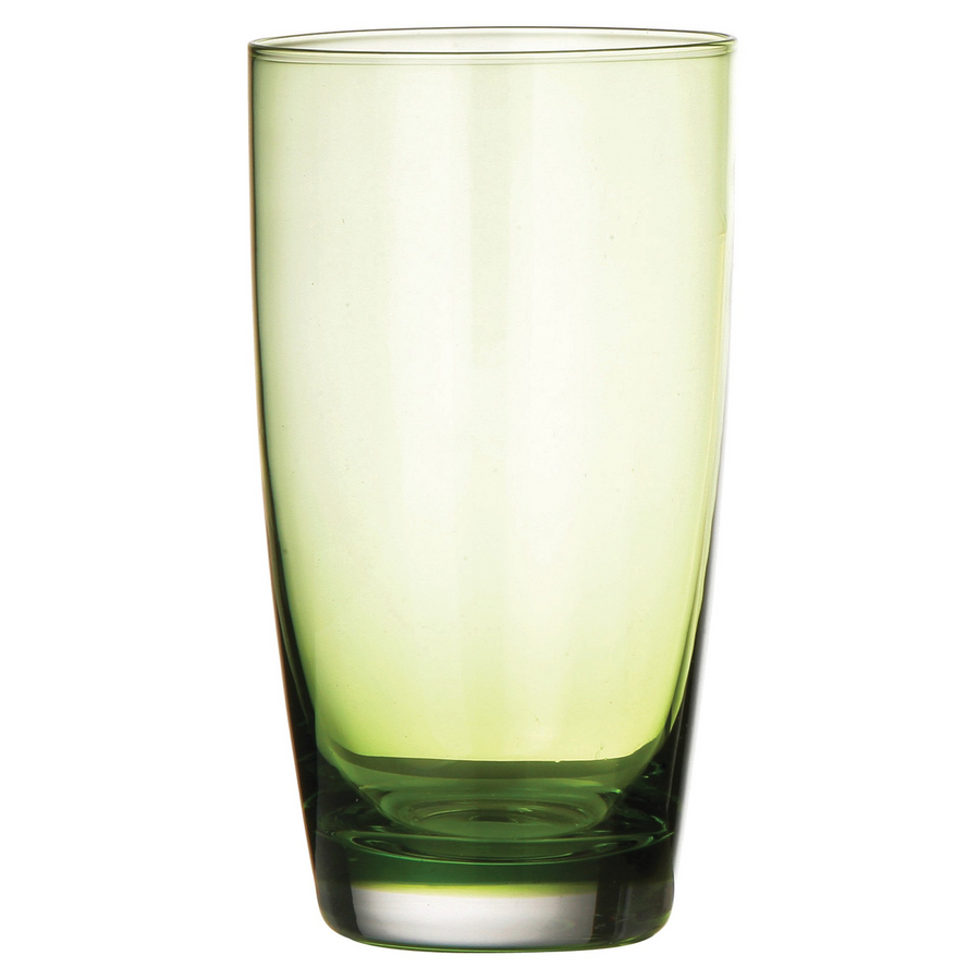 PREMIER GREEN HI BALL GLASS-1404710