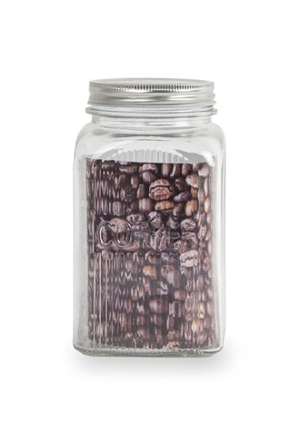 Sabichi Ribbed Coffee Canister- 188489