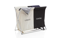 Sabichi Lights & Darks Laundry Bin- 172617