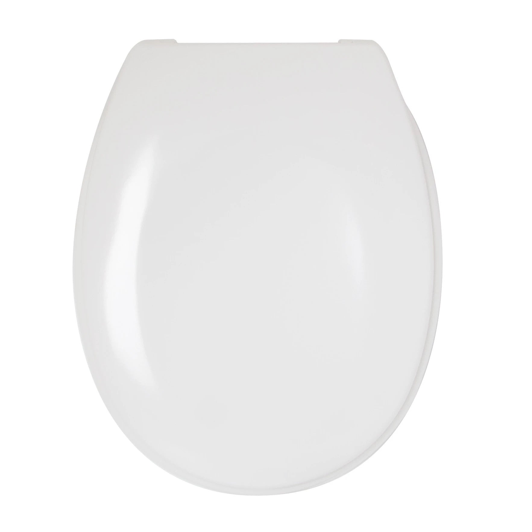 Sabichi White Slow Close Toilet Seat- 182715