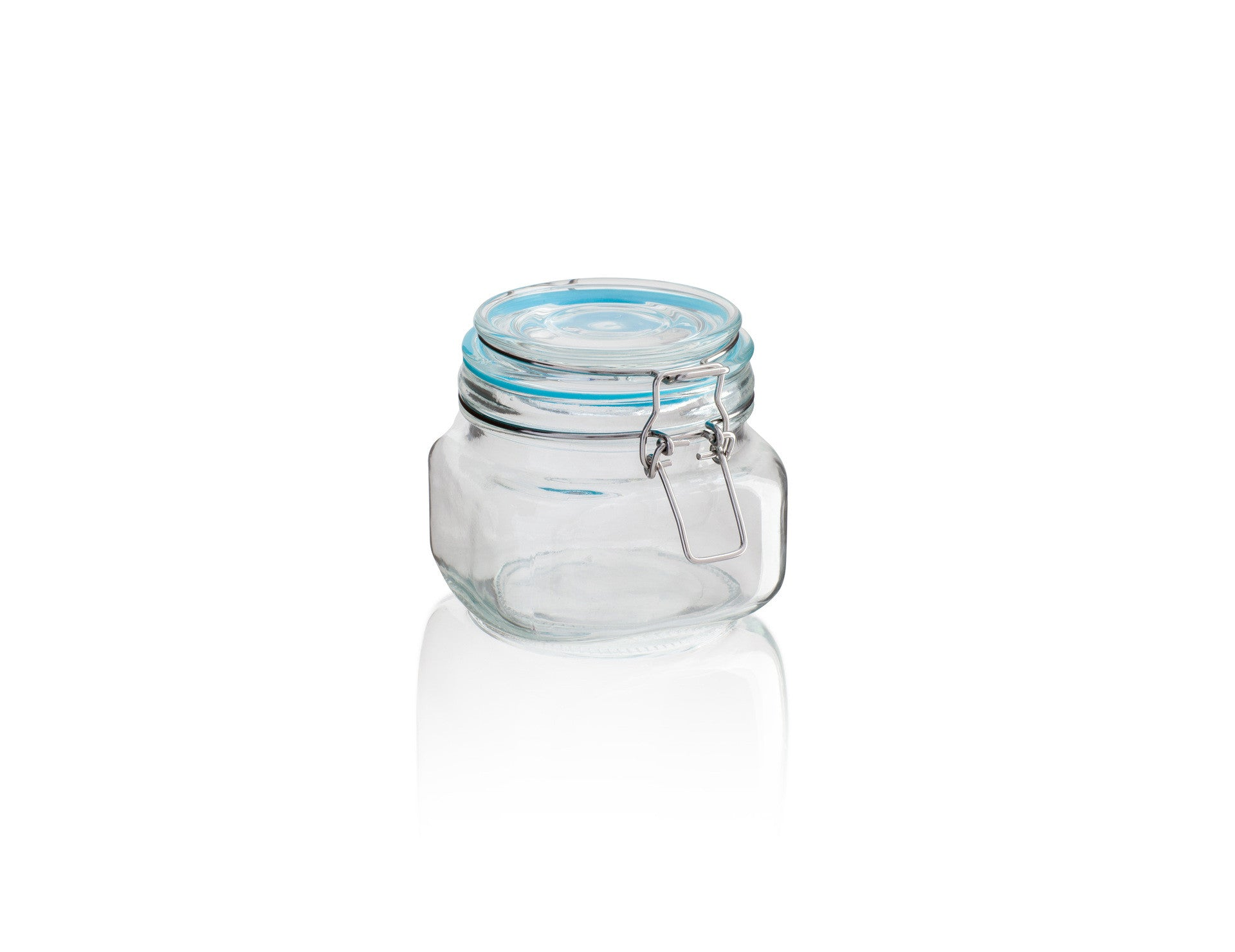 Sabichi Glass Clip Jar - Homely Nigeria - 1