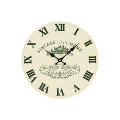 PREMIER WALL CLOCK 29CM VINTAGE HOME MDF-2200393 - Homely Nigeria