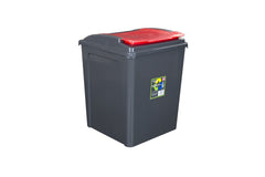 Wham Recycling 50L Bin & Lid - Homely Nigeria - 1