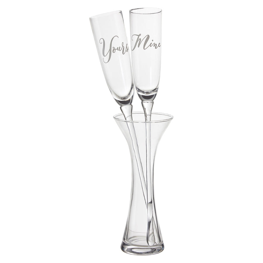PREMIER VERITY S/2 200ML MINE/YOURS CHAMPAGNE FLUTE - 1405294