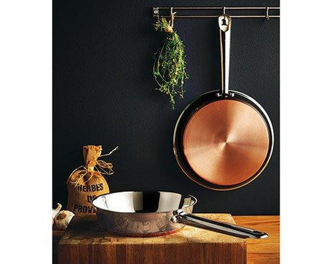 Sabichi 2pc Frying pan set With Copper Coated base- 57992118