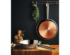 Sabichi 2pc Frying pan set With Copper Coated base- 57992118 - Homely Nigeria