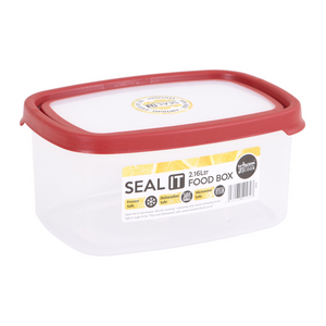 Wham Seal It 2.1Ltr Rectangular Food Storage