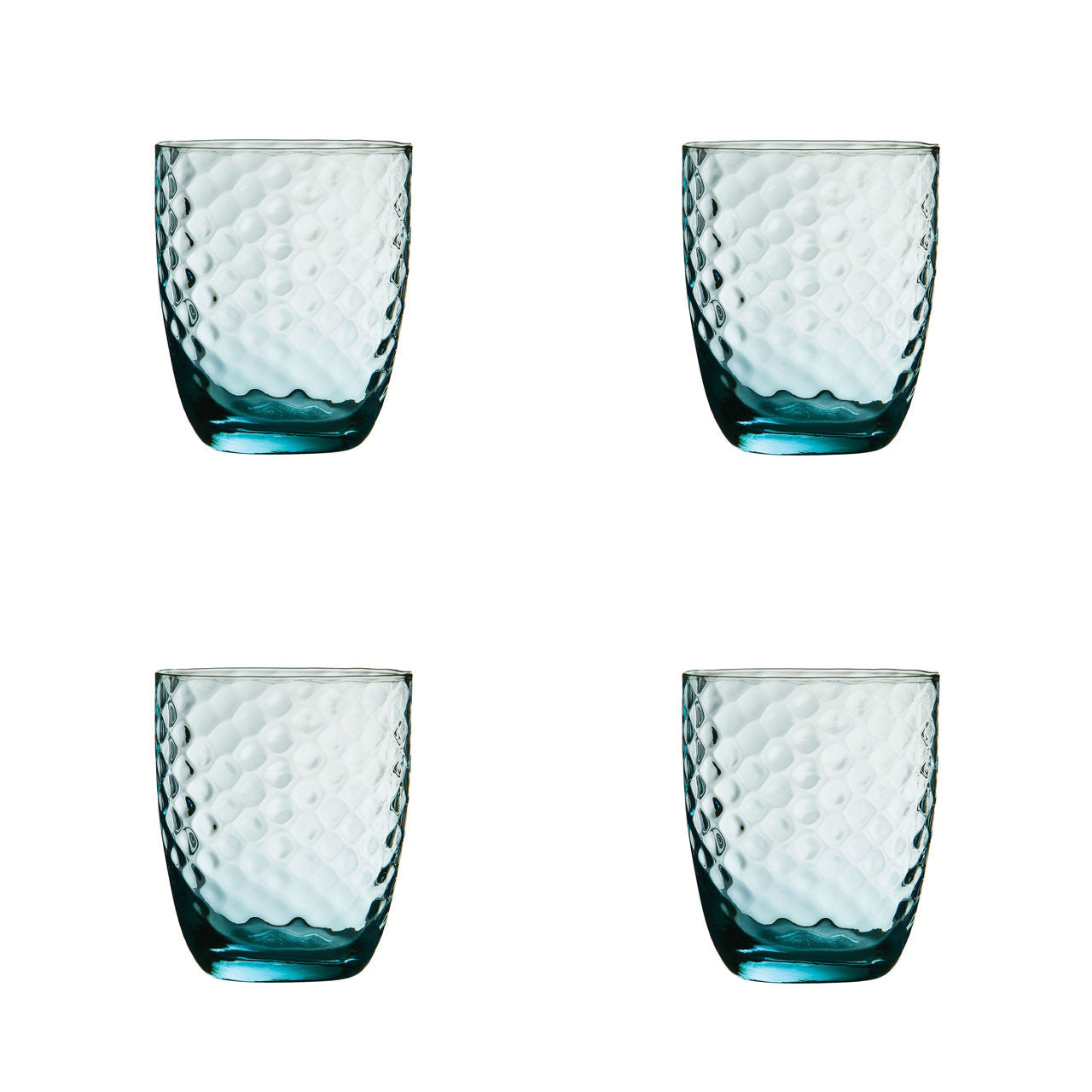 PREMIER S/4 ARTIC BLUE GLASS TUMBLERS-1404759 - Homely Nigeria
