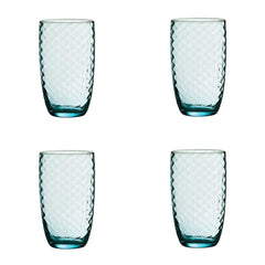 PREMIER S/4 ARTIC BLUE HI BALL GLASSES- 1404758 - Homely Nigeria