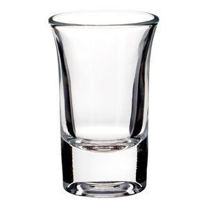 PREMIER SET OF 6 35ML CLEAR SHOT GLASSES - 1405269