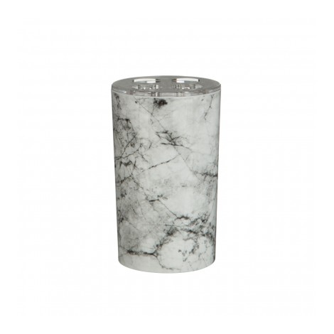 PREMIER ROME MARBLE EFFECT TOOTHBRUSH HOLDER - 1601581
