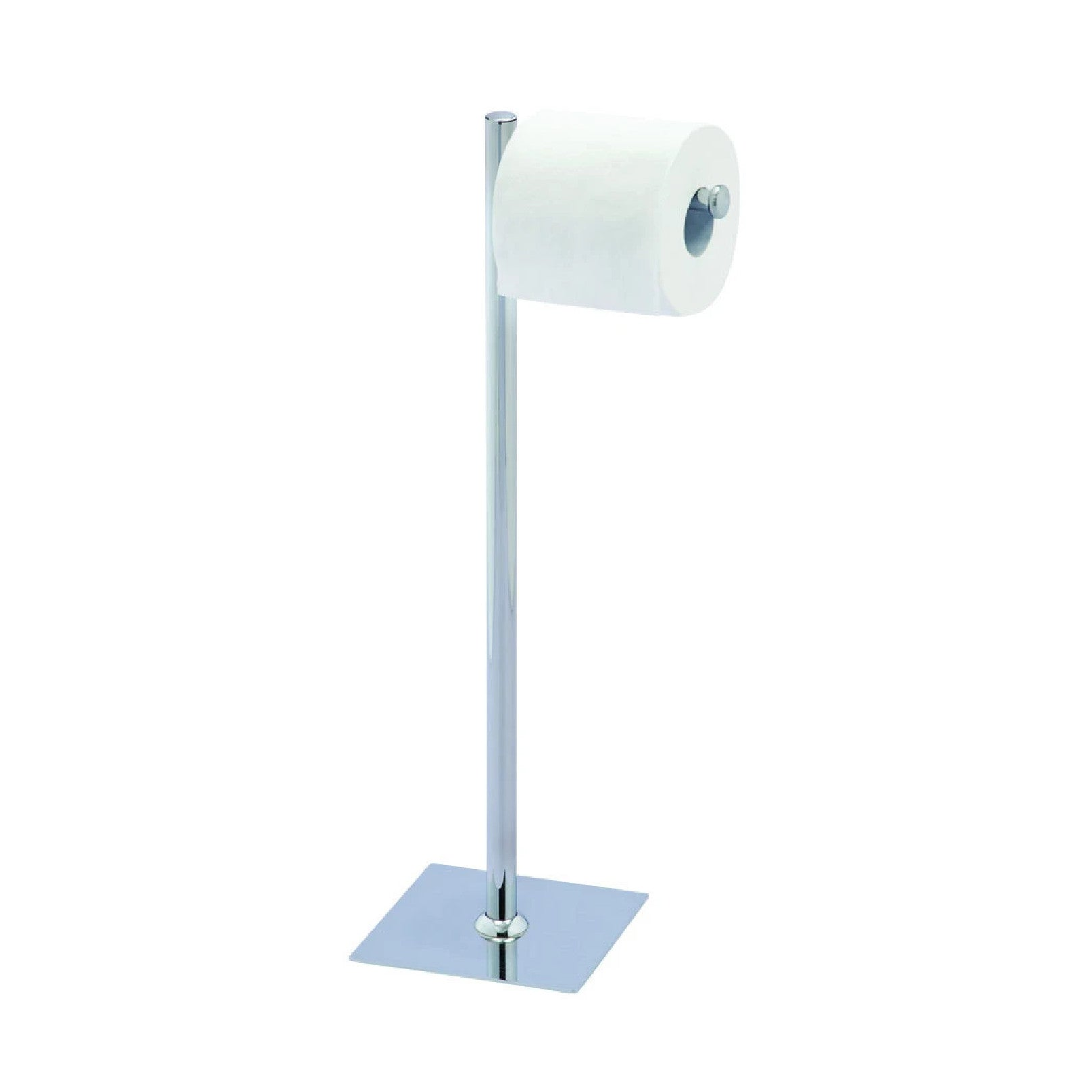 Sabichi Living Chrome Plated Toilet Roll Stand-99235