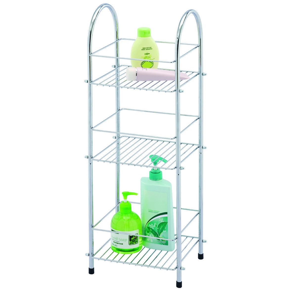 Sabichi 3 Tier Chrome Plated Storage Unit-99303