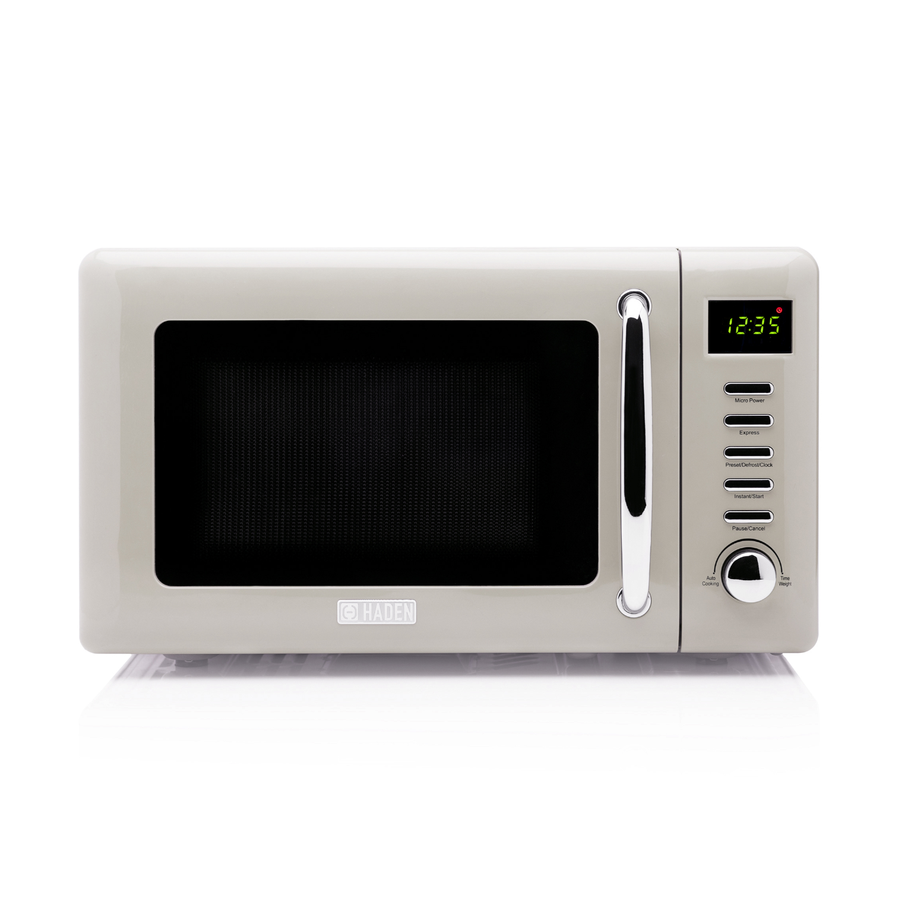 Haden Cotswold Microwave 20L - Putty - 191212-A