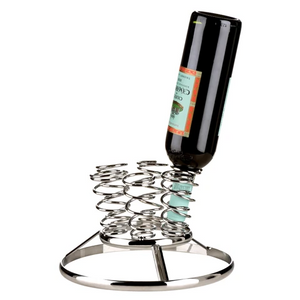 Premier Chrome 6 Bottle Wine Rack-0509793
