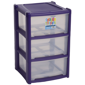 Wham Uni Deep 3 Drawer Unit
