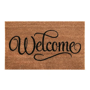 PREMIER WELCOME DOORMAT 60CM X 40CM -1901347
