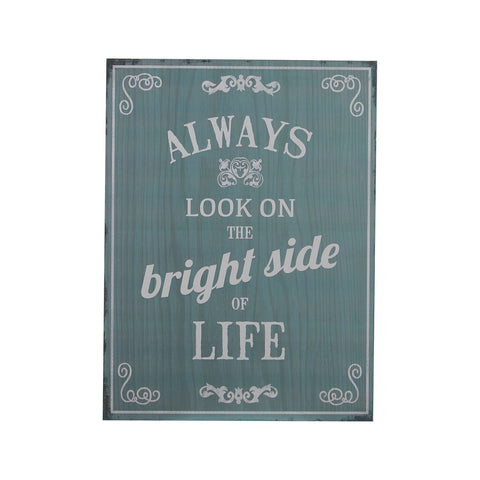 PREMIER BRIGHT SIDE WALL PLAQUE 30 X 40CM - 2800747