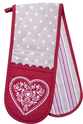Sabichi Cosy Kitchen Double Oven Glove-161000