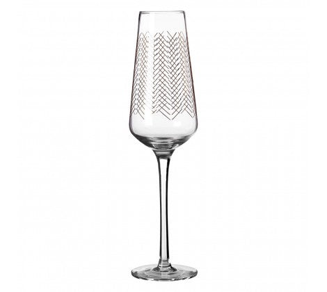PREMIER JAZZ S/4 HAND BLOWN CHAMPAGNE GLASSES - 1405275