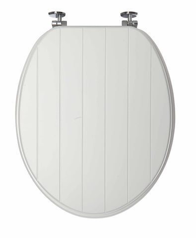 Sabichi Tongue and Groove Toilet Seat- 168436