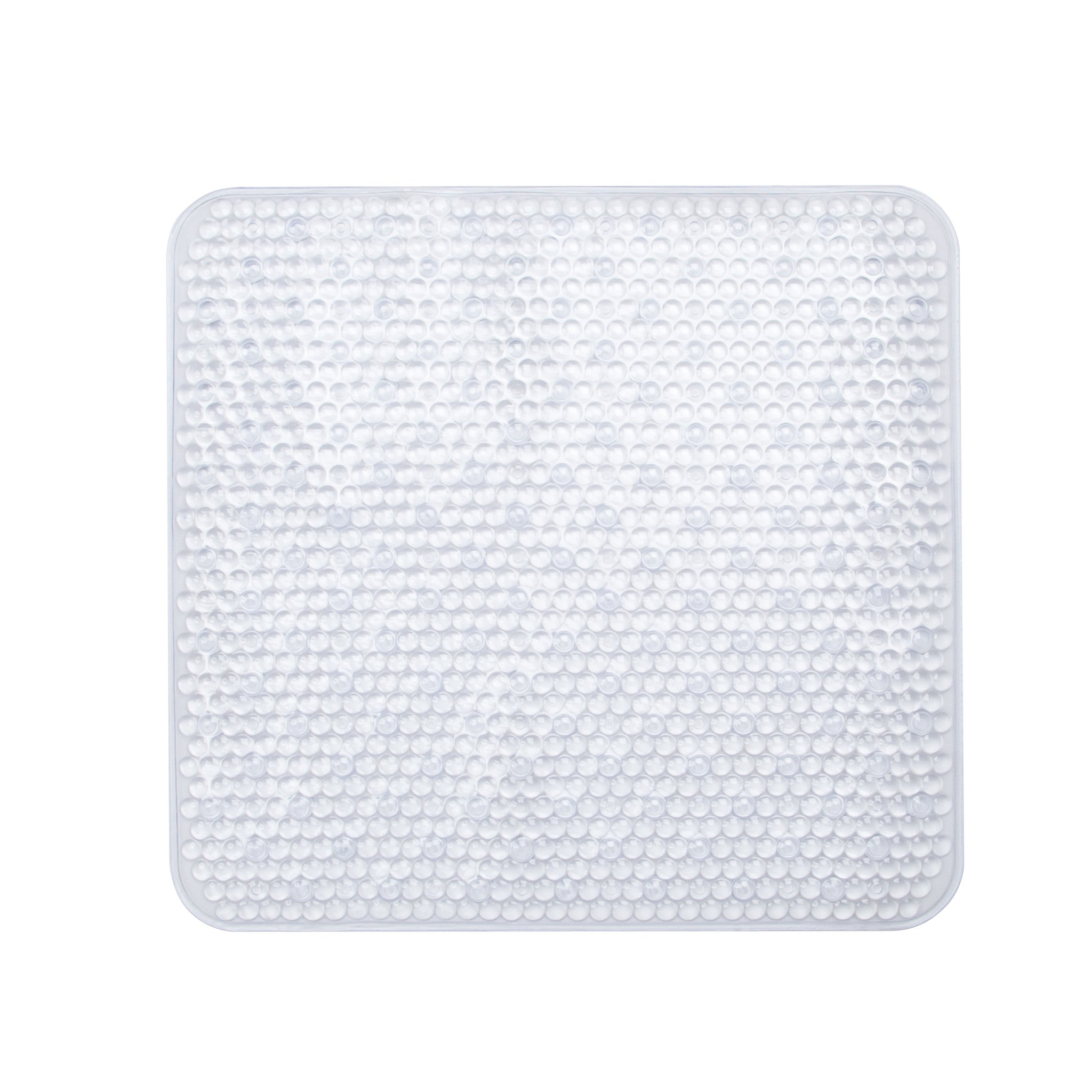 Sabichi Clear Square PVC Bath Mat-99464 - Homely Nigeria