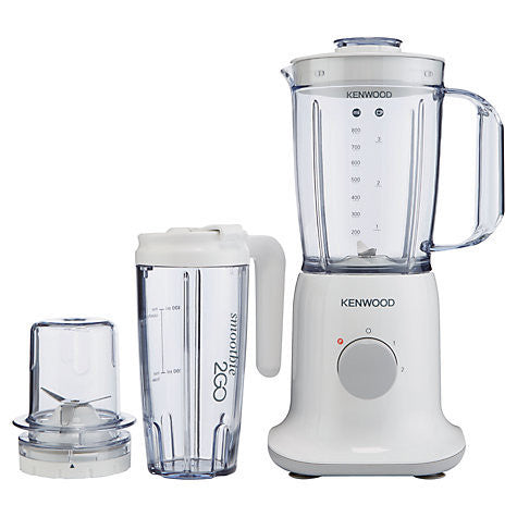 KENWOOD BLENDER 1L & SMOOTHIE-BL237 - Homely Nigeria