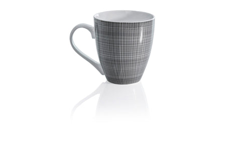Sabichi Sketch Porcelain Single Mug-178466
