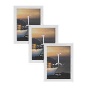 "Hometime iFrame Set of 3 Photo Frames 5"" x 7"""