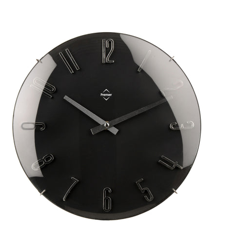 Premier 30.5 Diameter Wall Clock