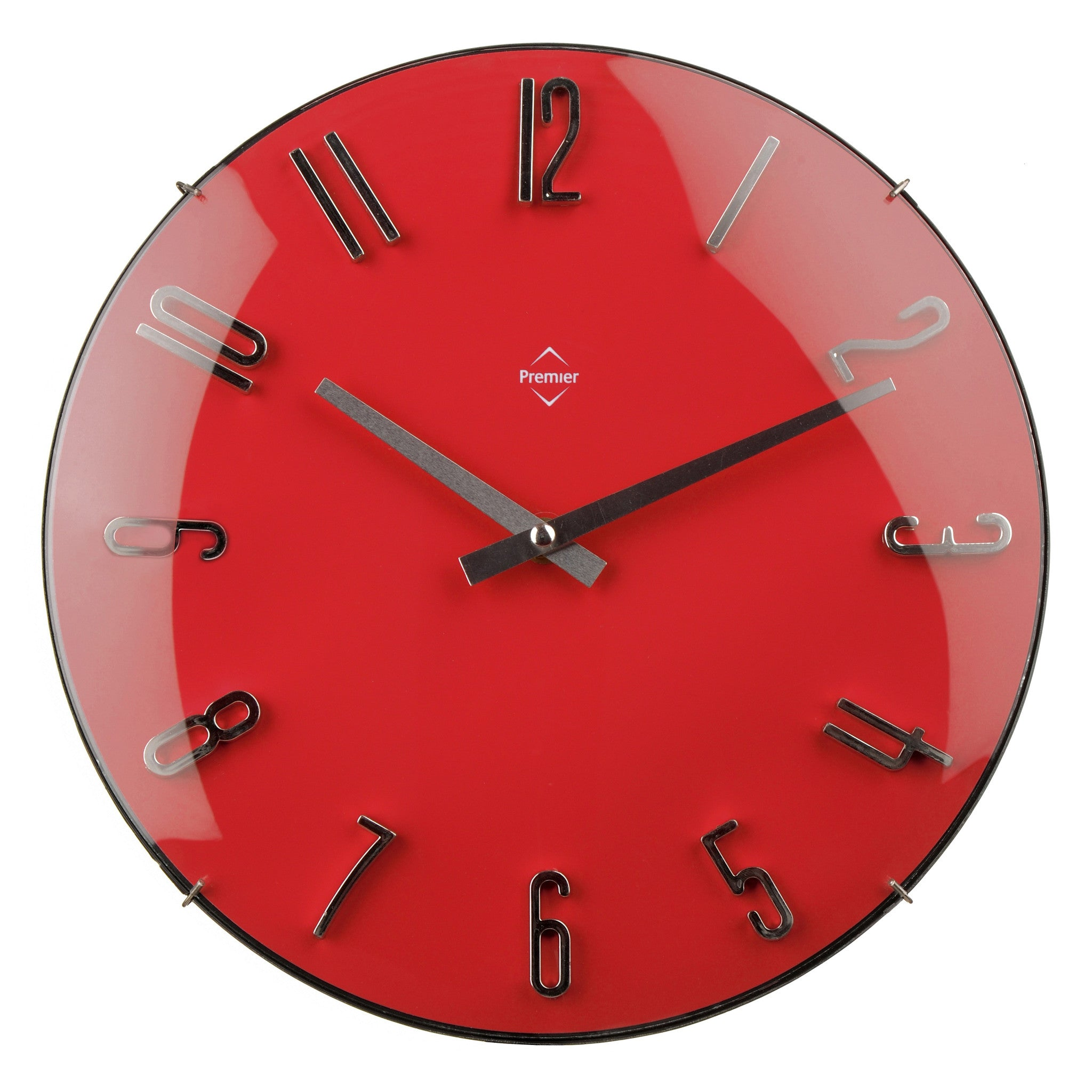 Premier 30.5 Diameter Wall Clock - Homely Nigeria - 2