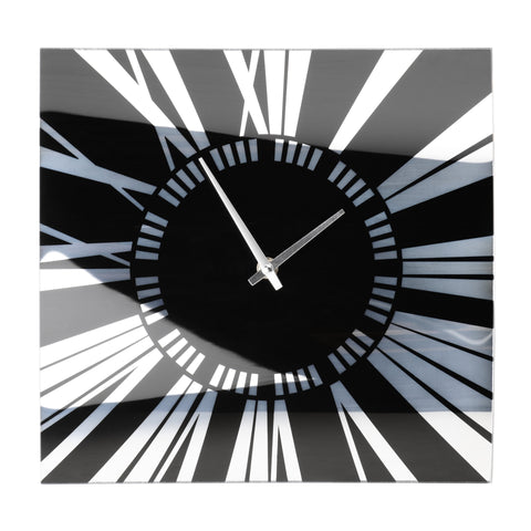 Premier 30X30cm Wall Clock Curved-2200595