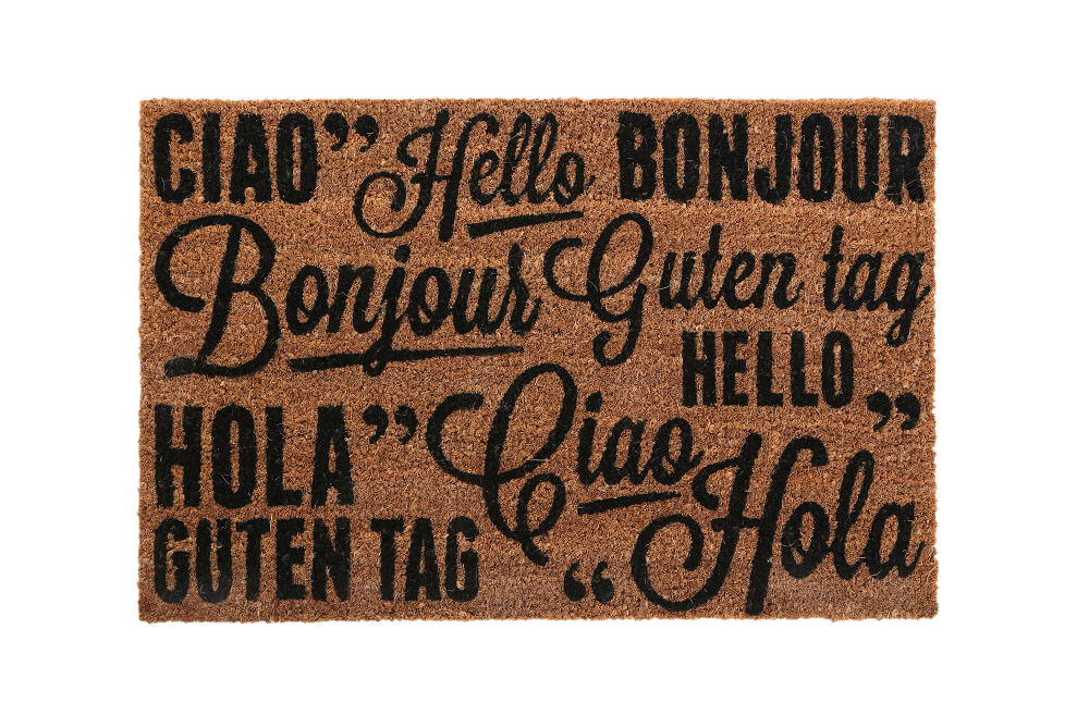 PREMIER GREETINGS DOORMAT 60CM X 40CM -1901350 - Homely Nigeria