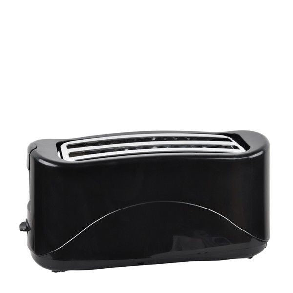 SABICHI 4 SLICE BLACK TOASTER - 146373