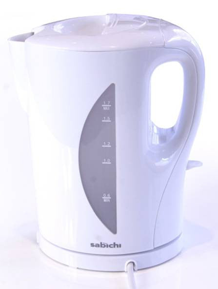 Sabichi 1.7ltr Cordless Kettle - Homely Nigeria - 1