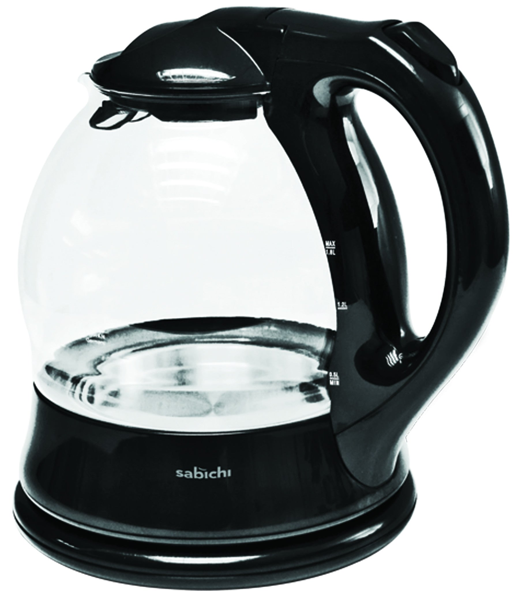 Sabichi 1.8ltr Glass Kettle-95121 - Homely Nigeria