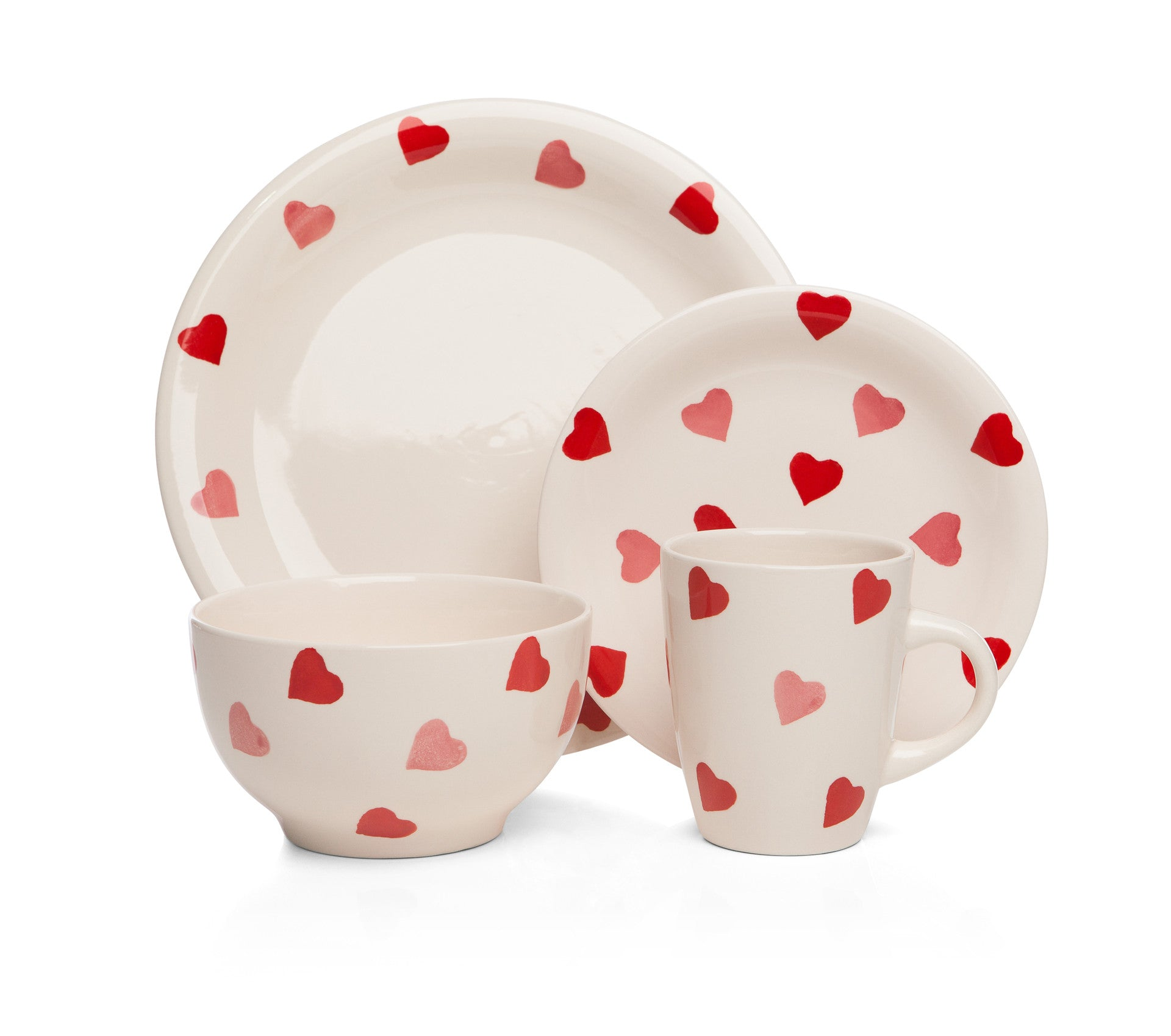 Sabichi 16pcs Hearts Stoneware Dinner set- 172792 - Homely Nigeria  sc 1 st  Homely Ng & Dinner Sets u2013 Homely Ng