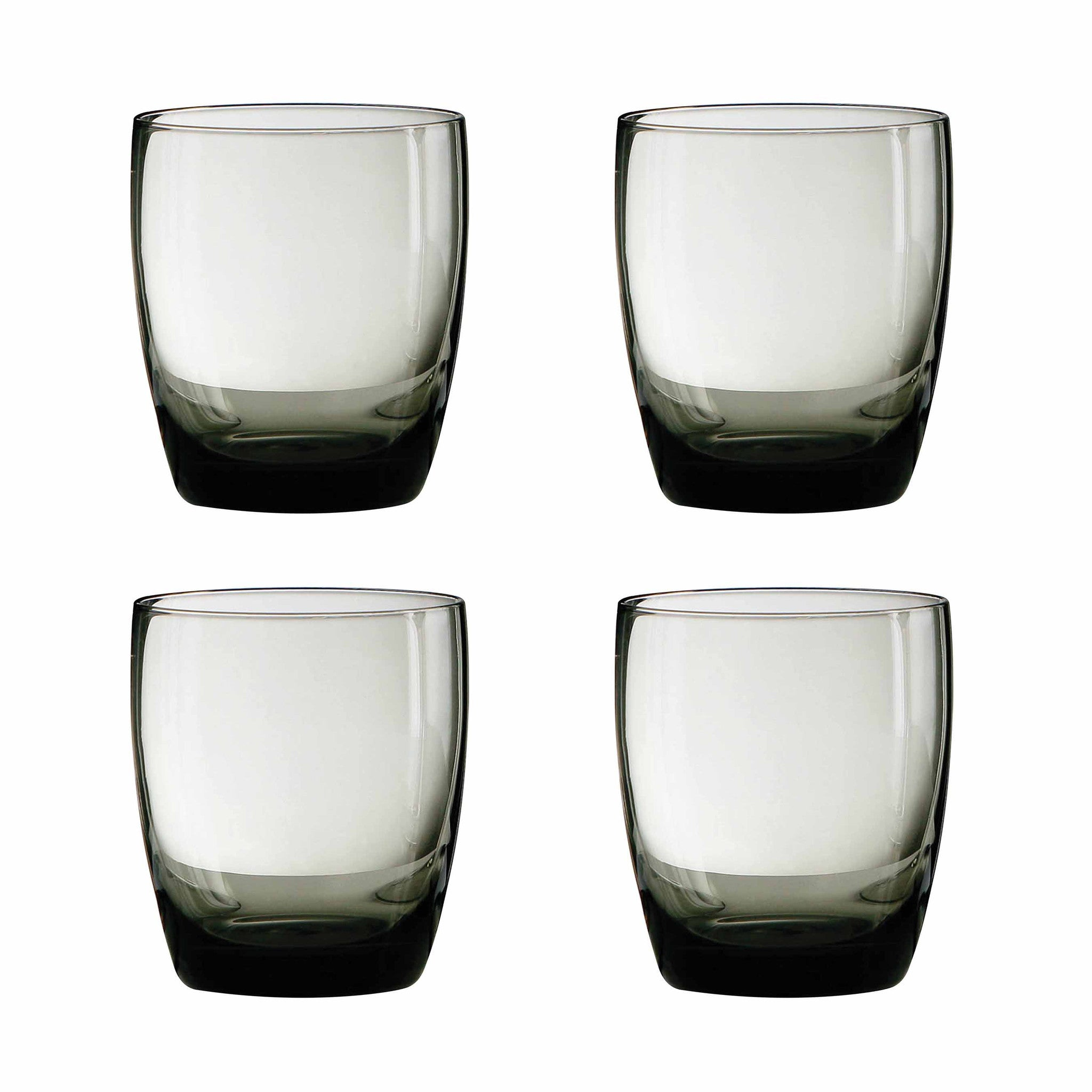 Premier S/4 Smoked Mixer Glasses- 1404573 - Homely Nigeria