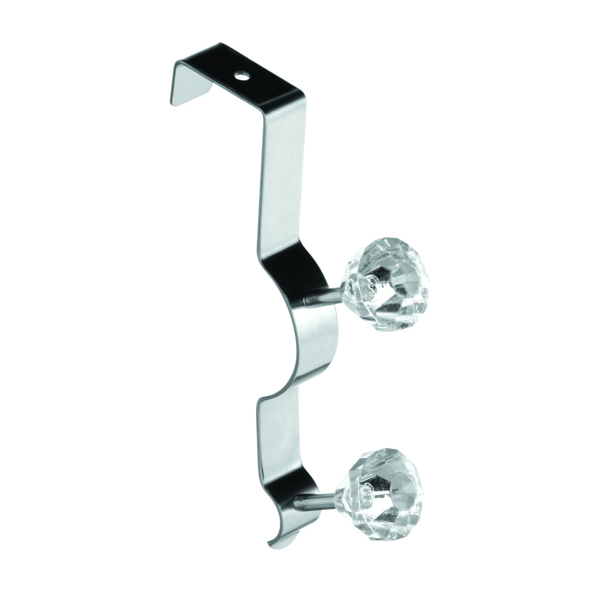 Premier Chrome Double Over Door Hook