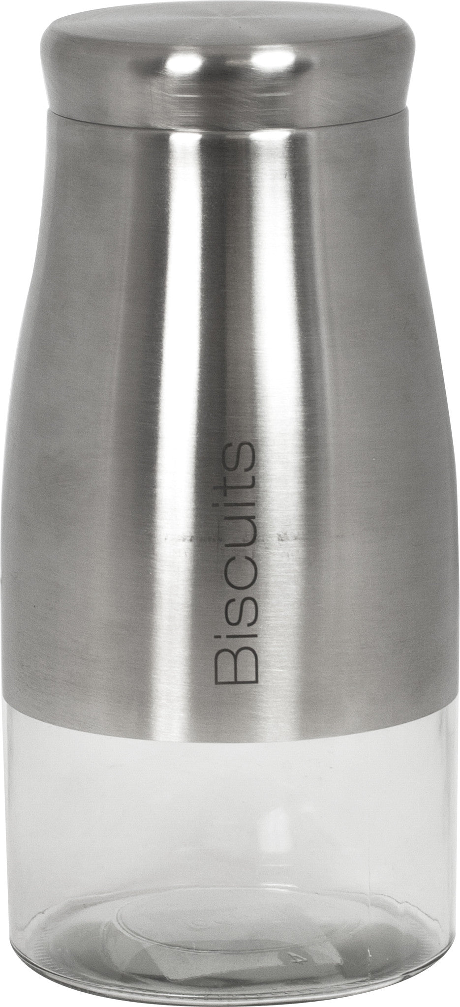 Sabichi Stainless Steel Biscuit Jar-102560 - Homely Nigeria