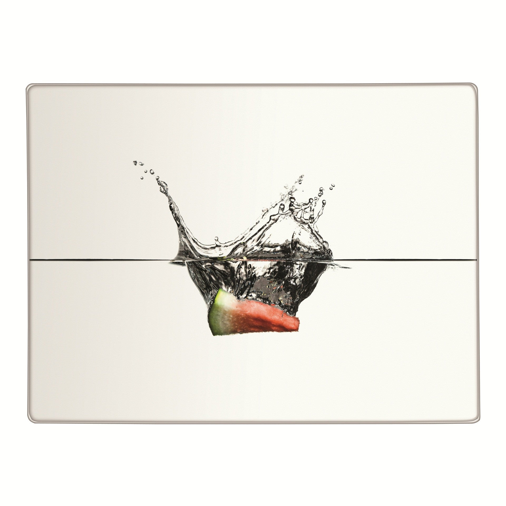 Glass kitchen utensils - Premier Glass Chopping Board 1203571 Homely Nigeria