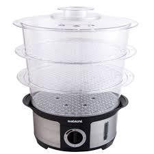 Sabichi 12Ltr Electric Steamer-168429 - Homely Nigeria