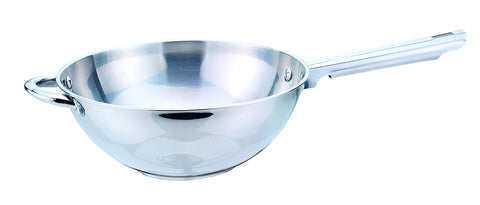 Sabichi 26cm Essential Wok with No Lid-93806
